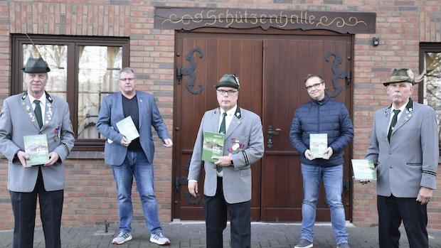 """Steinfelder Schützen veröffentlichen das """"Buch der Könige"""""""