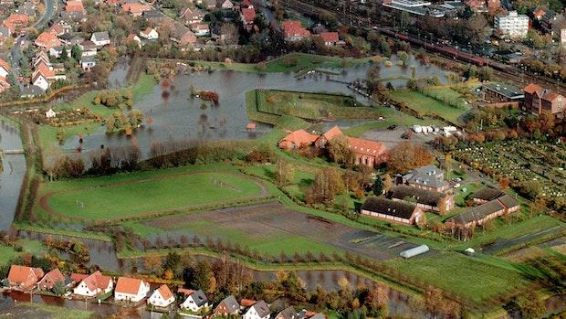 Moorbach spielt eine entscheidende Rolle beim Hochwasserschutz