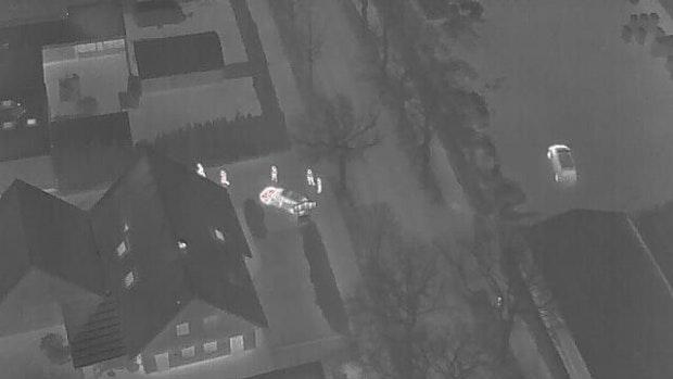 Cloppenburger Drohne findet vermisste Person