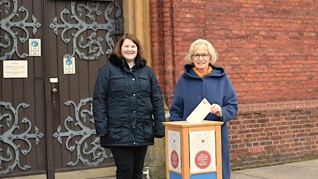 Pfarrei St. Gertrud ruft zum Briefeschreiben für Senioren auf