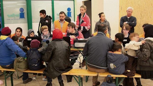 """Flüchtlingskrise: """"Ja, in der Stadt Lohne haben wir es geschafft"""""""