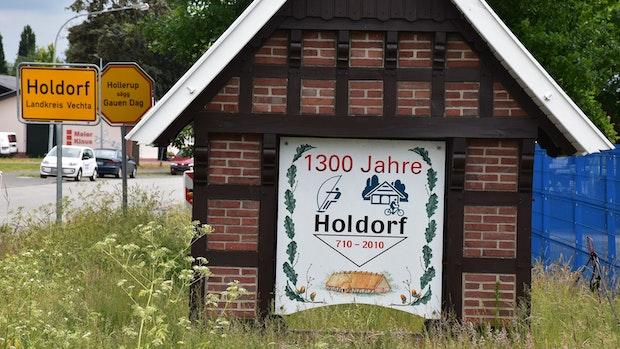 Holdorf hilft Vereinen