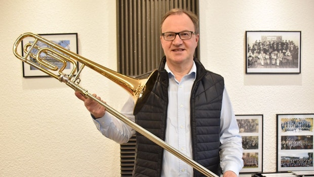 Harald Kupers Leben ist die Musik