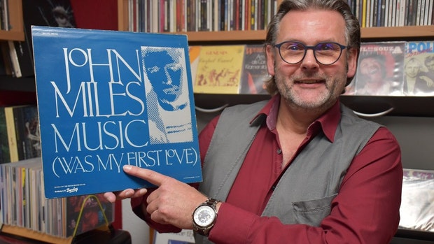 Musik ist Manfred Müllers Leidenschaft