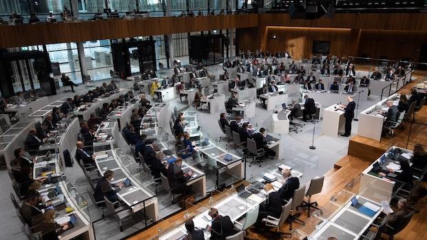 Landtag verabschiedet Klimagesetz