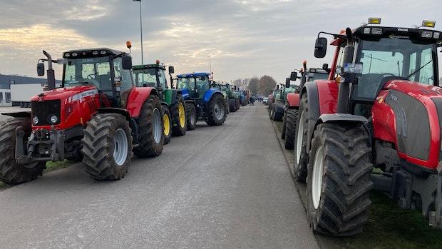 Nach Trecker-Demo vor Lidl-Zentrallager: Landwirt wird verurteilt