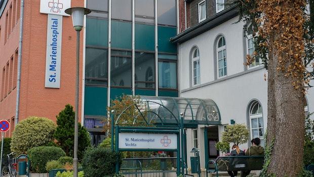 St. Marienhospital Vechta schränkt Besuchsmöglichkeiten ein