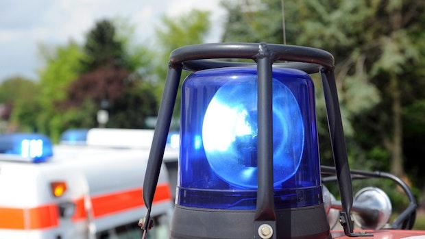 38-Jähriger wird nach Unfall in eine Klinik geflogen