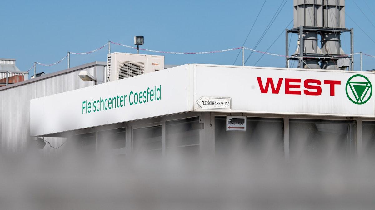 Corona Westfleisch Coesfeld