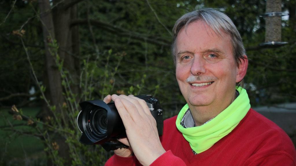 Rainer Huesmann begeistert mit seinen Aufnahmen. Sein Schwerpunkt liegt auf der Landschaftsfotografie. Foto: Lammert