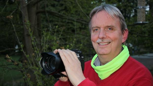 Rainer Huesmann wird vom Knipser zum Künstler