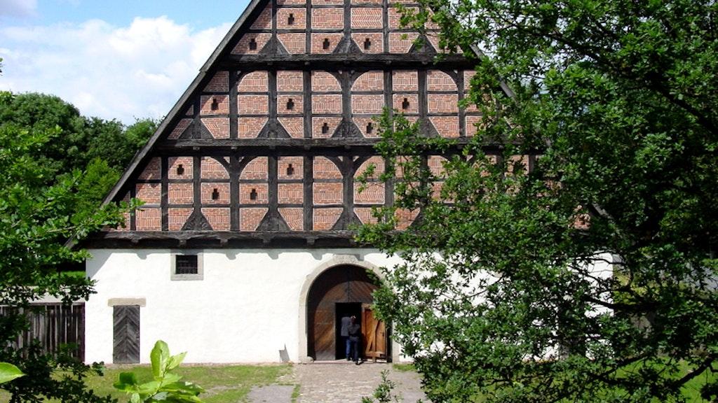 Die Münchhausenscheune im Cloppenburger Museumsdorf. © Museumsdorf Cloppenburg
