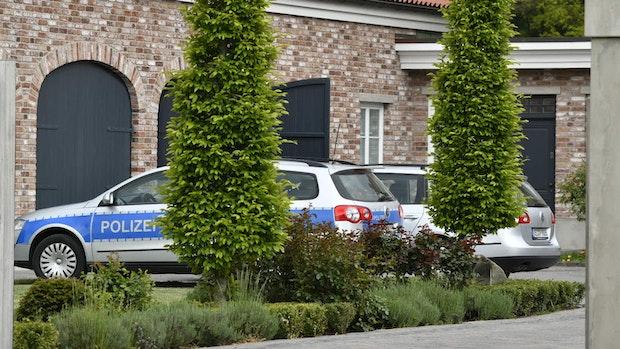 Polizei durchsucht erneut Villa in Bakum