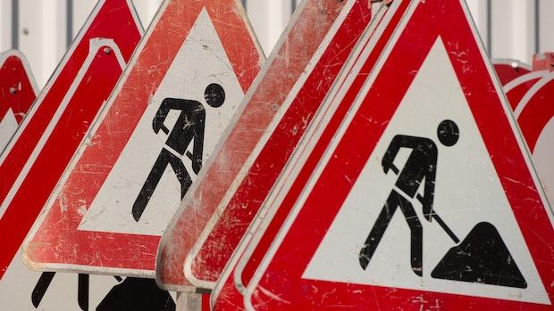 April bis Juni: Autobahn 1 zwischen CLP und VEC wird 2-spurig