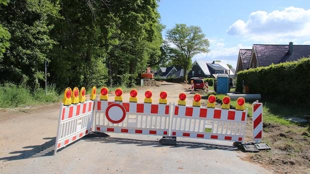 Holdorfer Straße wird saniert und bekommt einen Radweg