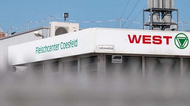 Testbetrieb: Neustart bei Westfleisch