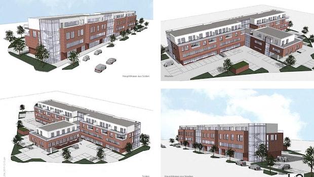 Großes Ärztehaus in Garrel geplant