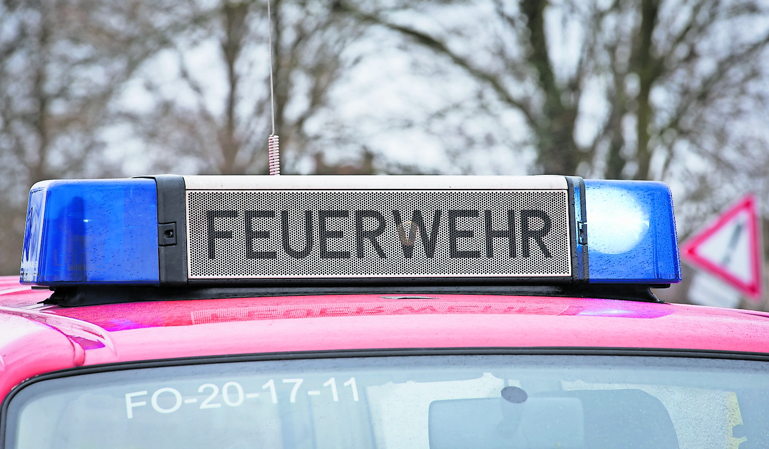Unverzichtbar: Die Feuerwehr in Lastrup erhält in diesem Jahr gleich drei neue Fahrzeuge. Foto: dpa