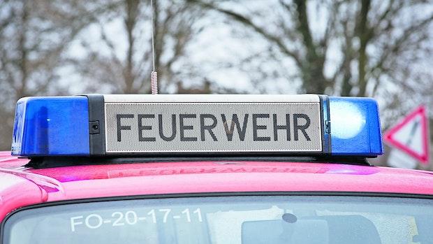 Feuerwehr rückt im Landkreis Cloppenburg zu 2 Bränden aus