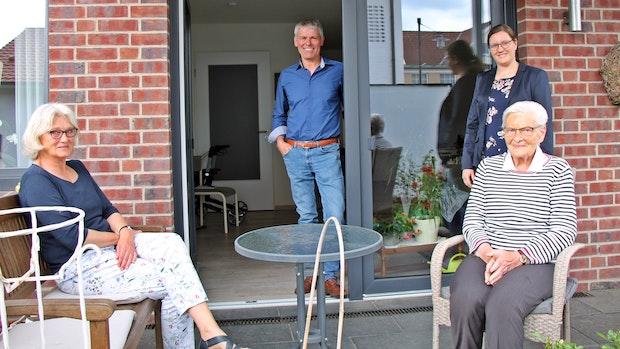 Senioren können neben Ortskern schöner wohnen