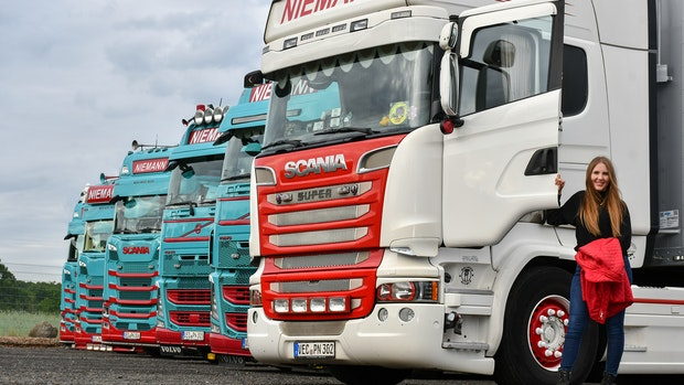 Dem Truckerberuf eine Stimme geben