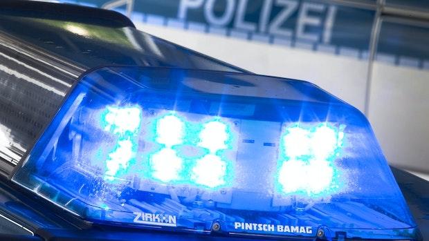 Polizei löst Feier im Zitadellenpark auf