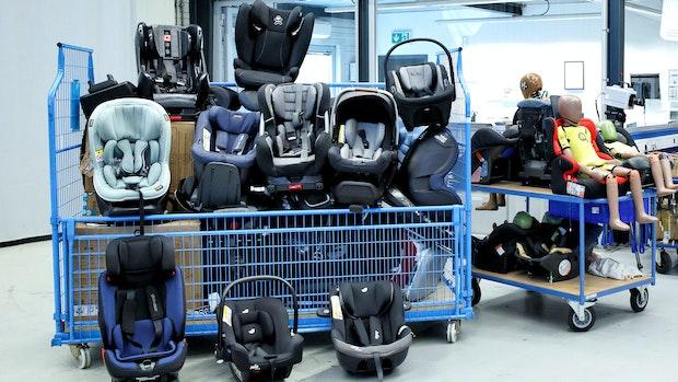 """ADAC-Test: Die meisten Kindersitze sind """"gut"""""""