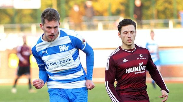 BW Lohne sieht Oberliga als Sprungbrett für die Regionalliga