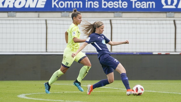 Vivien Endemann steigt in die 1. Liga auf