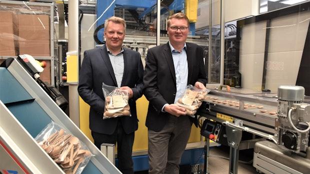 Atka produziert in Lohne Bio-Mehrweg-Besteck