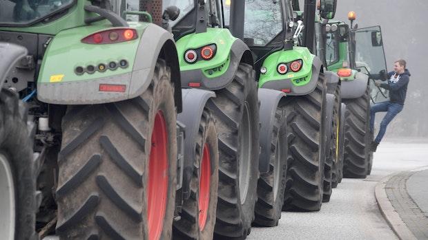 Landwirte wollen protestieren