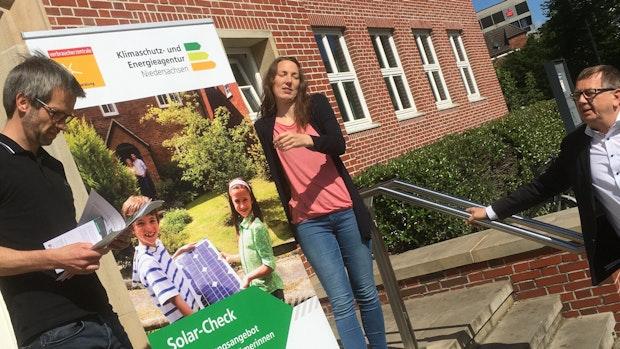 Solarberatung: Für kleines Geld sonnig sparen
