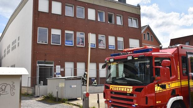 Feuerwehreinsatz wegen verbranntem Essen