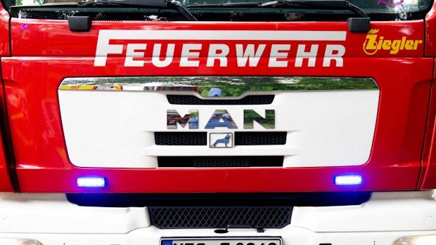 Brand im Serverraum ruft die Feuerwehr in Dinklage auf den Plan