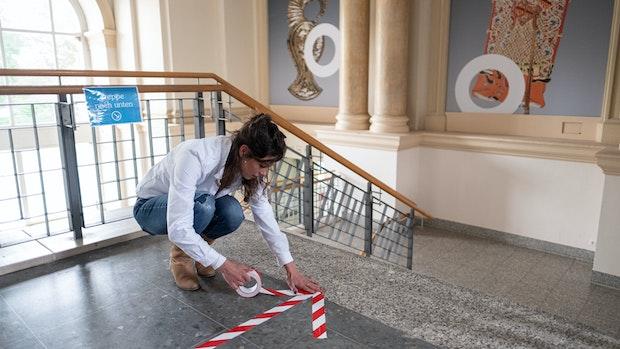 Kulturgenuss mit Abstand - Museen dürfen wieder öffnen