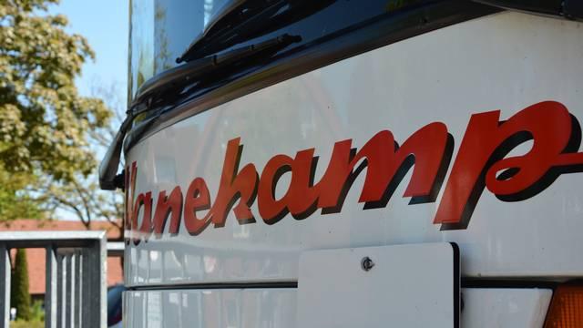 """Wie lange fahren die Busse noch? Das Unternehmen """"Hanekamp"""" könnte noch in diesem Jahr Geschichte sein. Foto: Hermes"""