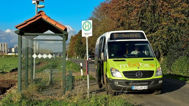Pläne für Buslinie nehmen Formen an