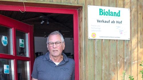 """""""Ich bin Biobauer aus Überzeugung"""""""