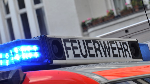Nächtlicher Feuerwehreinsatz in Norddöllen
