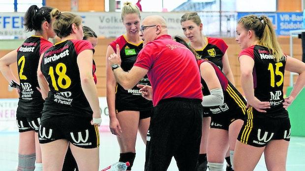 Viel Arbeit für die TVC-Volleyballfrauen