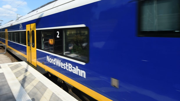 Wegen Gleisarbeiten: Nordwestbahn setzt auf Schienenersatzverkehr