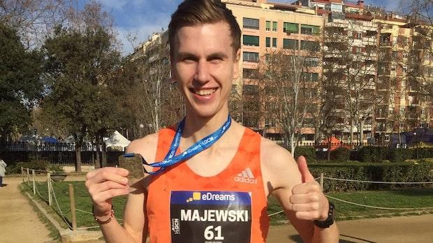 Majewski knackt in Spanien Deutschlands Top 30