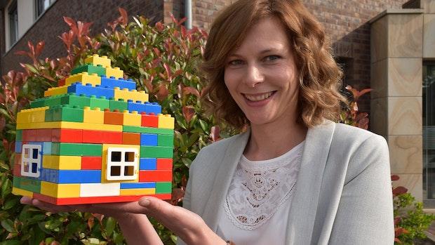Angelina Osterhus hat Freude an der Beratung
