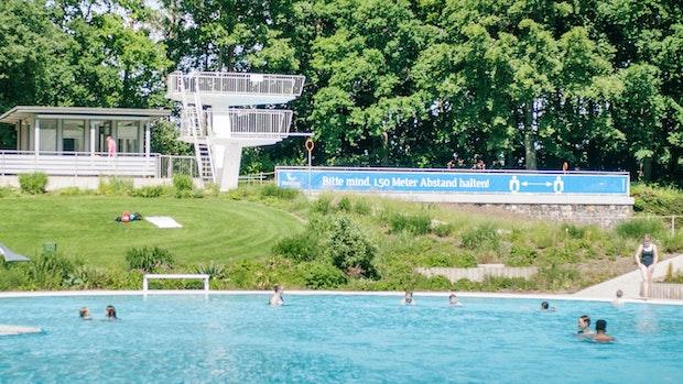 Waldbad Lohne ändert Öffnungszeiten