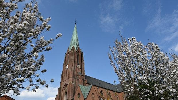 St. Margaretha für mehrere Wochen zeitlos