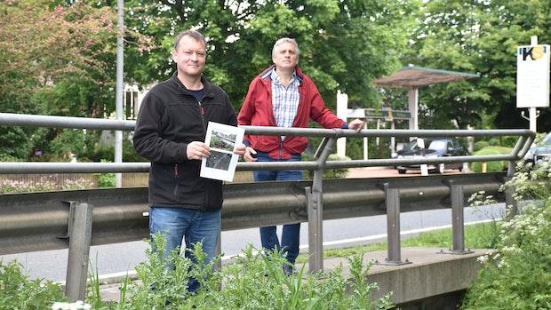 UWG fordert schnelleren Brückenneubau in Mühlen