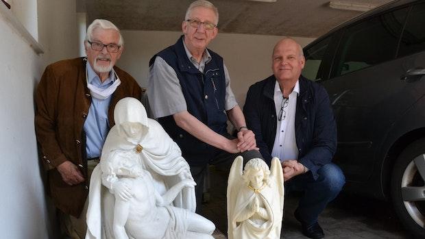 Kirchenschmuck kehrt zurück nach Lastrup