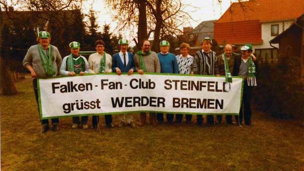 Das Herz dieser Falken schlägt für Werder