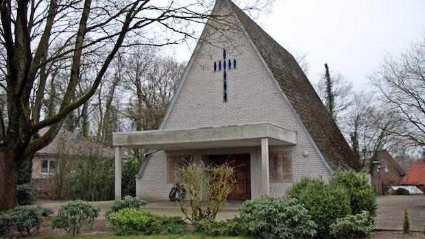 Friedhofskapelle erhält zweiten Ausgang