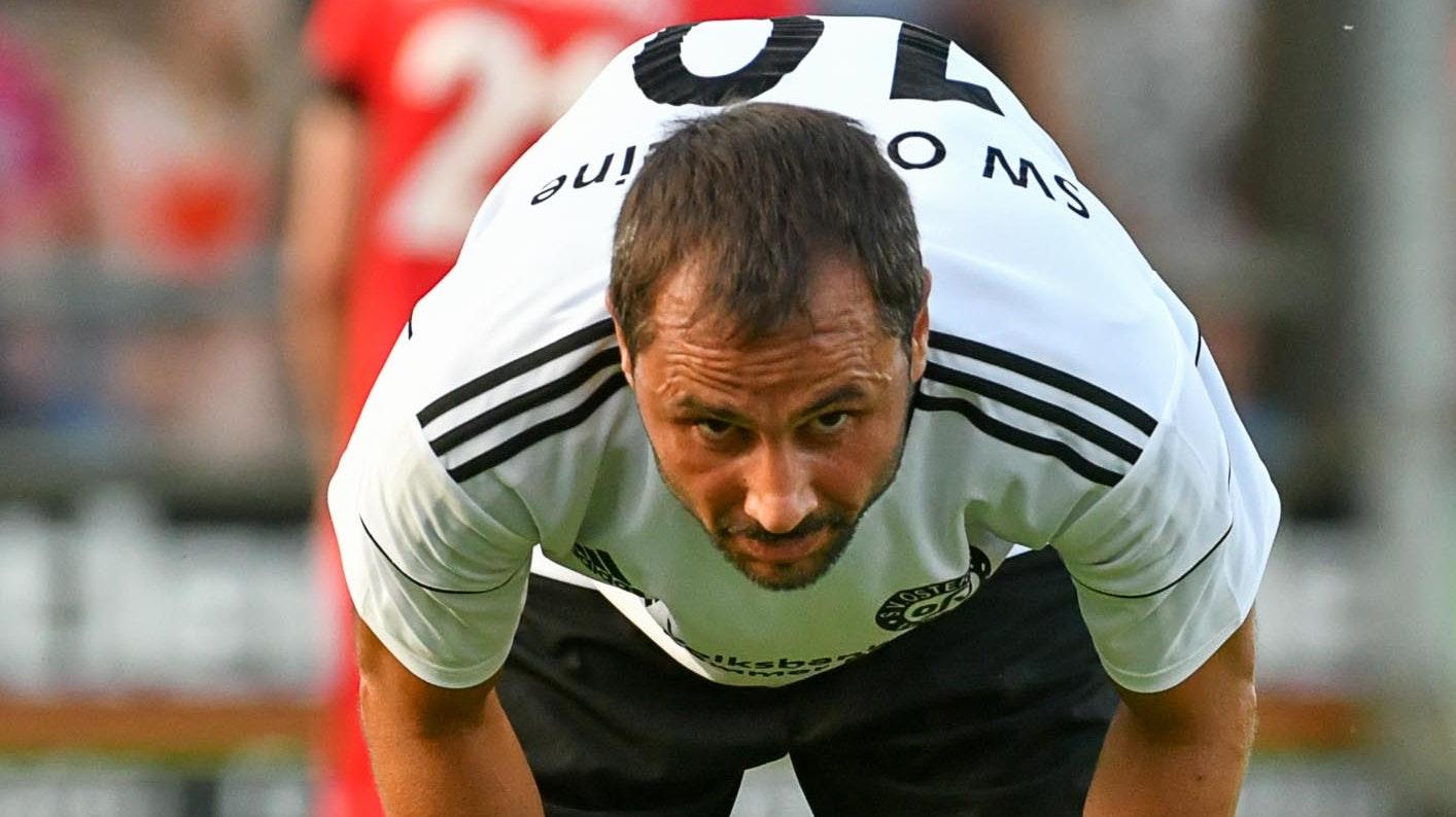 Die Verschnaufpause wurde etwas zu lang: Mehmet Koc sehnt sich nach einem normalen Fußballbetrieb. Foto: Wenzel